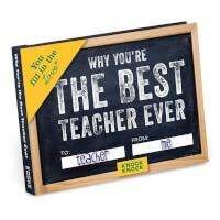Youre The Best Teacher Book