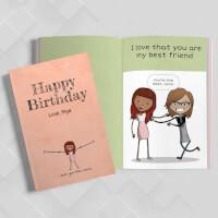 Personalized 50th Birthday Book   LoveBook..