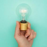 Portable Cordless Lightbulb