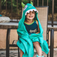 Premium Hooded Towels For Kids