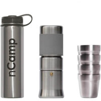 Complete Camping Coffee Kit