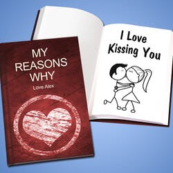 Personalized Love Book