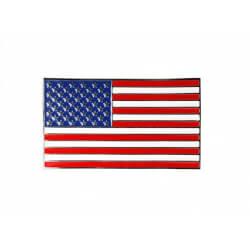American Flag Car Grille