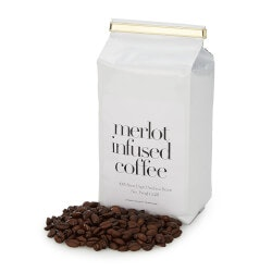 Romantic Gifts:Merlot Infused Coffee