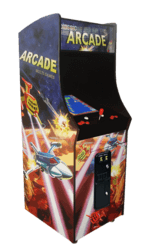 Arcade Classics Upright Machine