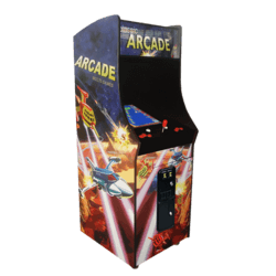 Nostalgic Arcade Machine