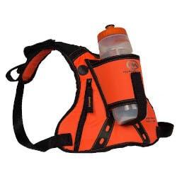 Orange Mud: HydraQuiver Single Bottle Orange