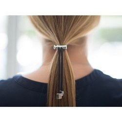 Unique Birthday Gifts for Mom:Pulleez: Sliding Hair Tie