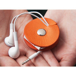 Earbud Cord Holder