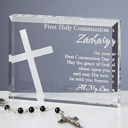 Personalized First Communion Gifts -..