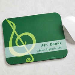 Gifts for Teachers:Personalized Teacher Mouse Pads - Teaching..
