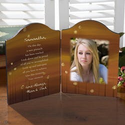 Personalized Graduation Photo Plaques -..