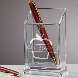 Gifts for Teachers:Personalized Pencil Holders - Favorite Teacher