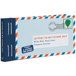 Unusual Birthday Gifts for Brother:Letters To My Future Self