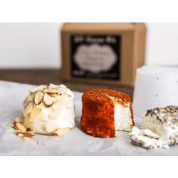 Urban Cheesecraft: Goat Cheese (Chevre) - 8..