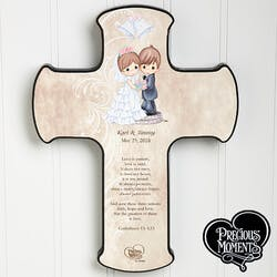 Personalized Precious Moments Wedding Wall..