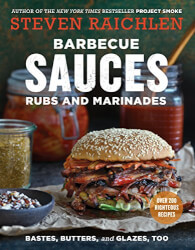 Barbecue Sauces, Rubs, and Marinades Cookbook