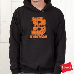 Personalized Athletic Sweatshirts