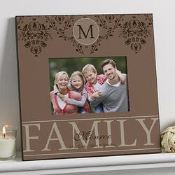 Personalized Family Picture Frames - Forever..