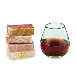 Wine Soaps - Set Of 4