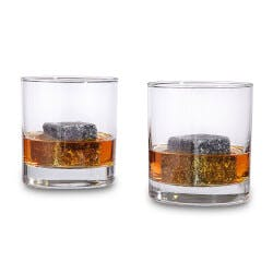 Whiskey Stones Double