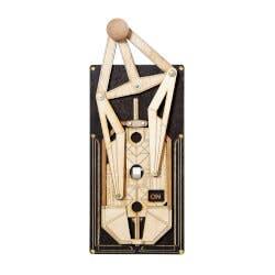 Art Deco Toggle Switch