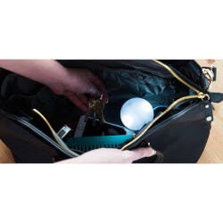 Sensor Bag Light