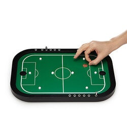 Unusual Christmas Gifts:Penny Soccer Game