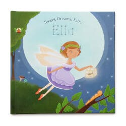 Little Girls Personalized Fairy Book
