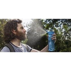 Outdoor Birthday Gifts:Aquabot Bottle & Sprayer