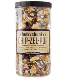 Chip-Zel-Pop by Funky Chunky