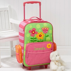 Unique Gifts for 3 Year Old:Personalized Kids Suitcases