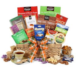 Healthy Gift Basket - Premium