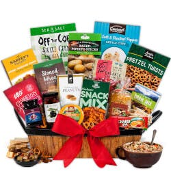 Healthy Gift Basket - Deluxe