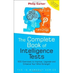 Gifts for Son:Complete Book Of Intelligence Tests