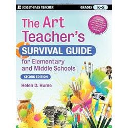 Gifts for Teachers:Art Teachers Survival Guide