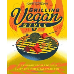 Unusual Gifts for Son:Grilling Vegan Style