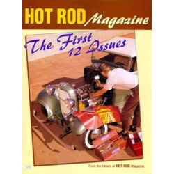 Unusual Gifts (Under $100):Hot Rod Magazine: The First 12 Issues