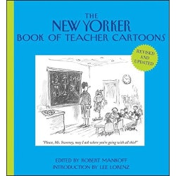 Unique Gifts for 17 Year Old:New Yorker Book Of Teacher Cartoons