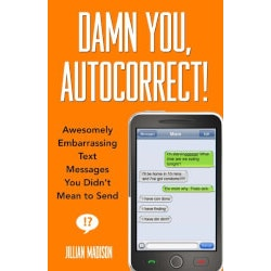 Funny Birthday Gifts for Boyfriend:Damn You, Autocorrect!