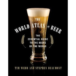Unusual Gifts for Boss:The World Atlas Of Beer