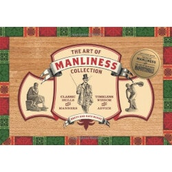 5th Anniversary Gifts Under $25:Art Of Manliness Collection