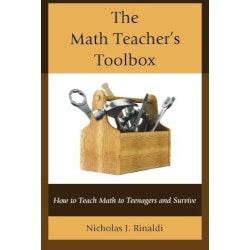 Unique Gifts (Under $25):Math Teachers Toolbox