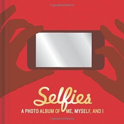 Unique Valentines Day Gifts for Teens:Selfies Photo Album