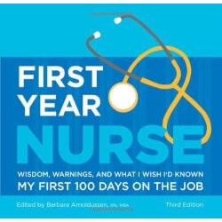 Gifts for Women Under $25:First Year Nurse Book