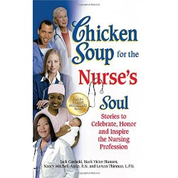 Gifts for Women Under $25:Chicken Soup For The Nurses Soul