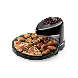 Gadget Birthday Gifts for Husband:Pizzazz Plus Rotating Oven