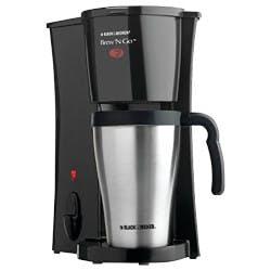 Brew n Go Personal Coffeemaker