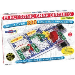Birthday Gifts for 11 Year Old:Snap Circuits Physics Kit
