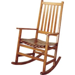 Gifts for Father In Law Under $200:Porch Rocker/Rocking Chair